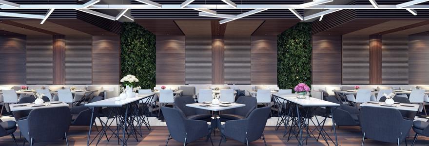 aménagement de votre restaurant