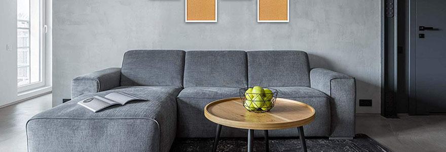 Le canapé design