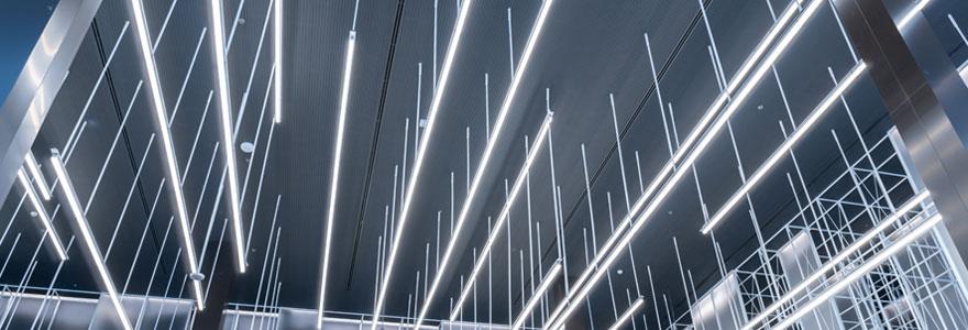 Utilisation du néon LED